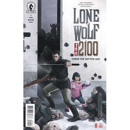 Lone Wolf 2100 #1