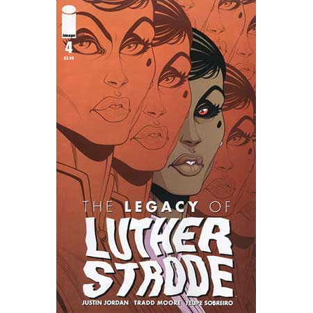 Legacy Of Luther Strode #4