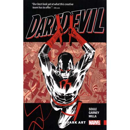 Daredevil Back In Black Vol 3 Dark Art