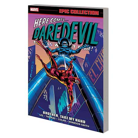 Daredevil Epic Collection Brother Take My Hand