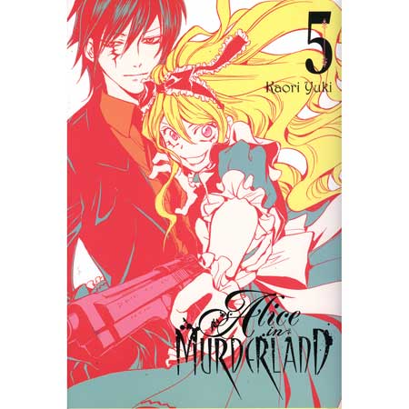 Alice In Murderland Vol 5