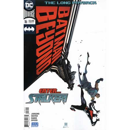 Batman Beyond #16