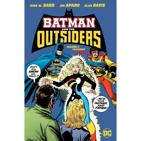 Batman & The Outsiders Vol 2