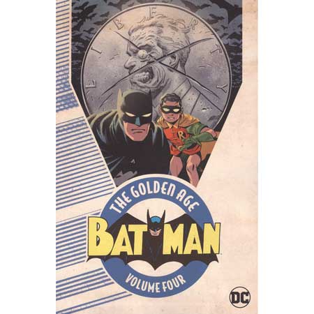 Batman The Golden Age Vol 4