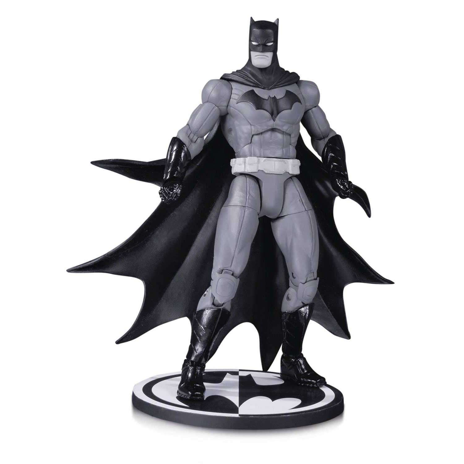 Batman Black And White Action Figure Batman By Greg Capullo