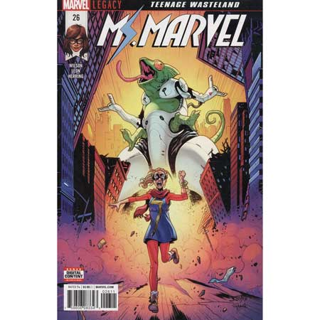 Ms Marvel #26