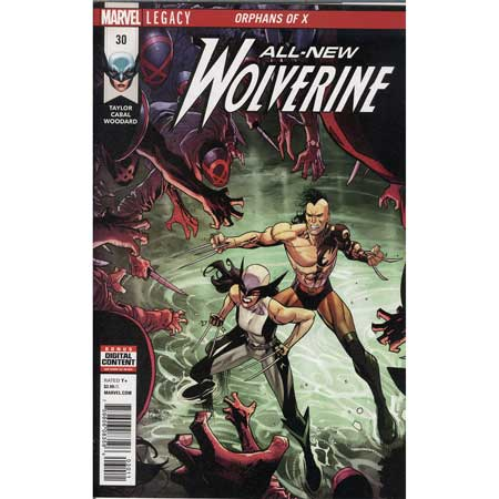 All New Wolverine #30