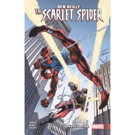 Ben Reilly Scarlet Spider Vol 2 Deaths Sting