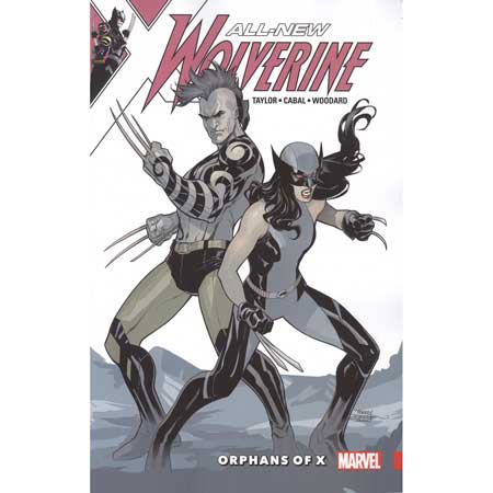 All New Wolverine Vol 5 Orphans Of X