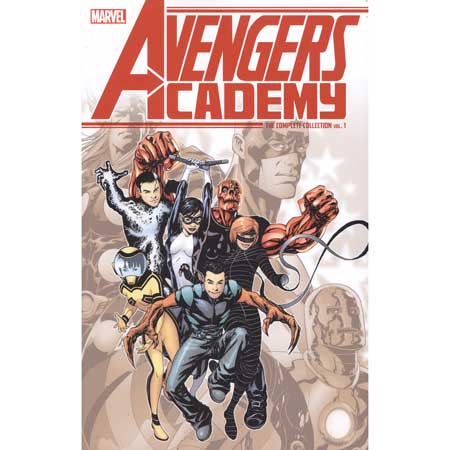Avengers Academy Vol 1 Complete Collection