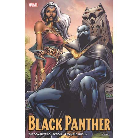 Black Panther By Hudlin Vol 3 Complete Collection