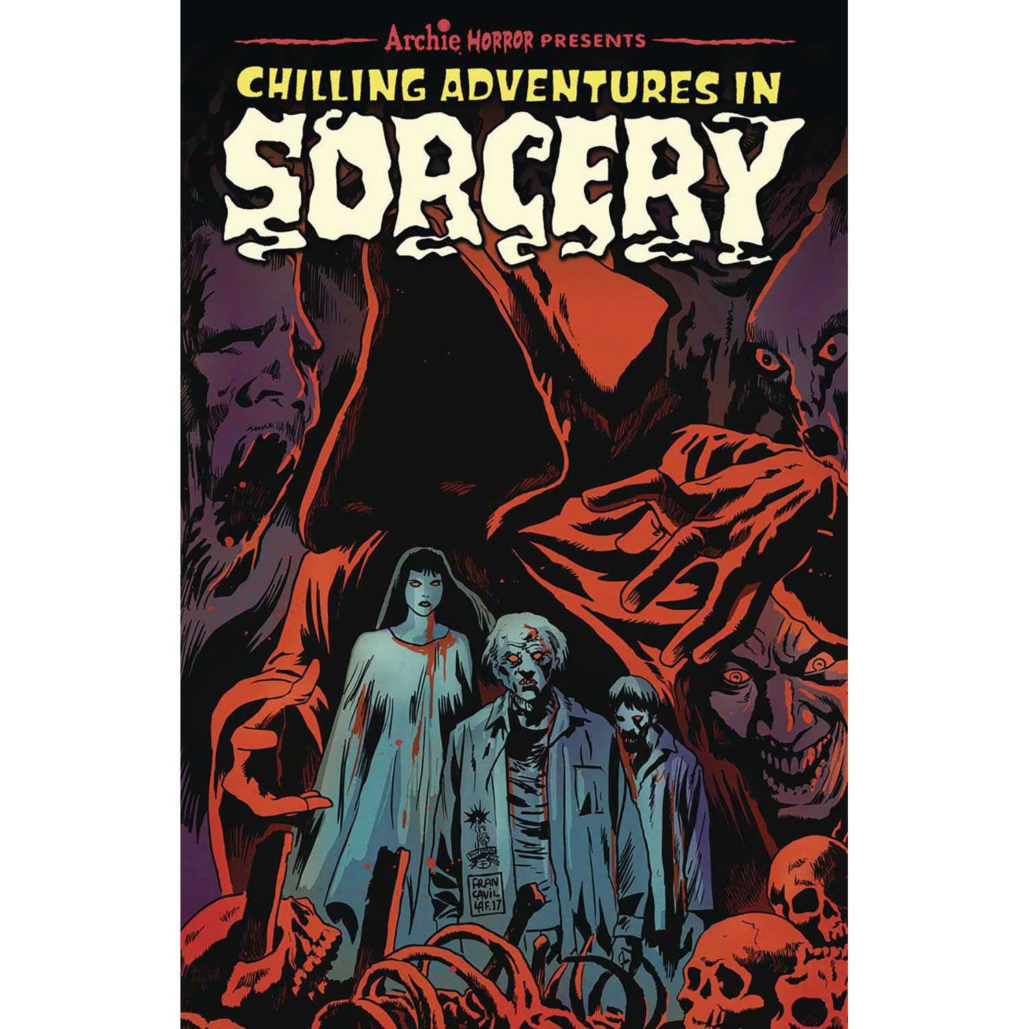 Chilling Adventures Of Sorcery