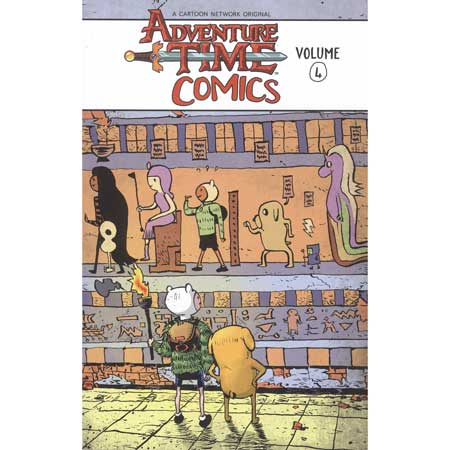 Adventure Time Comics Vol 4
