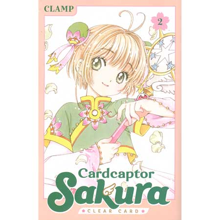 Cardcaptor Sakura Clear Card Vol 2