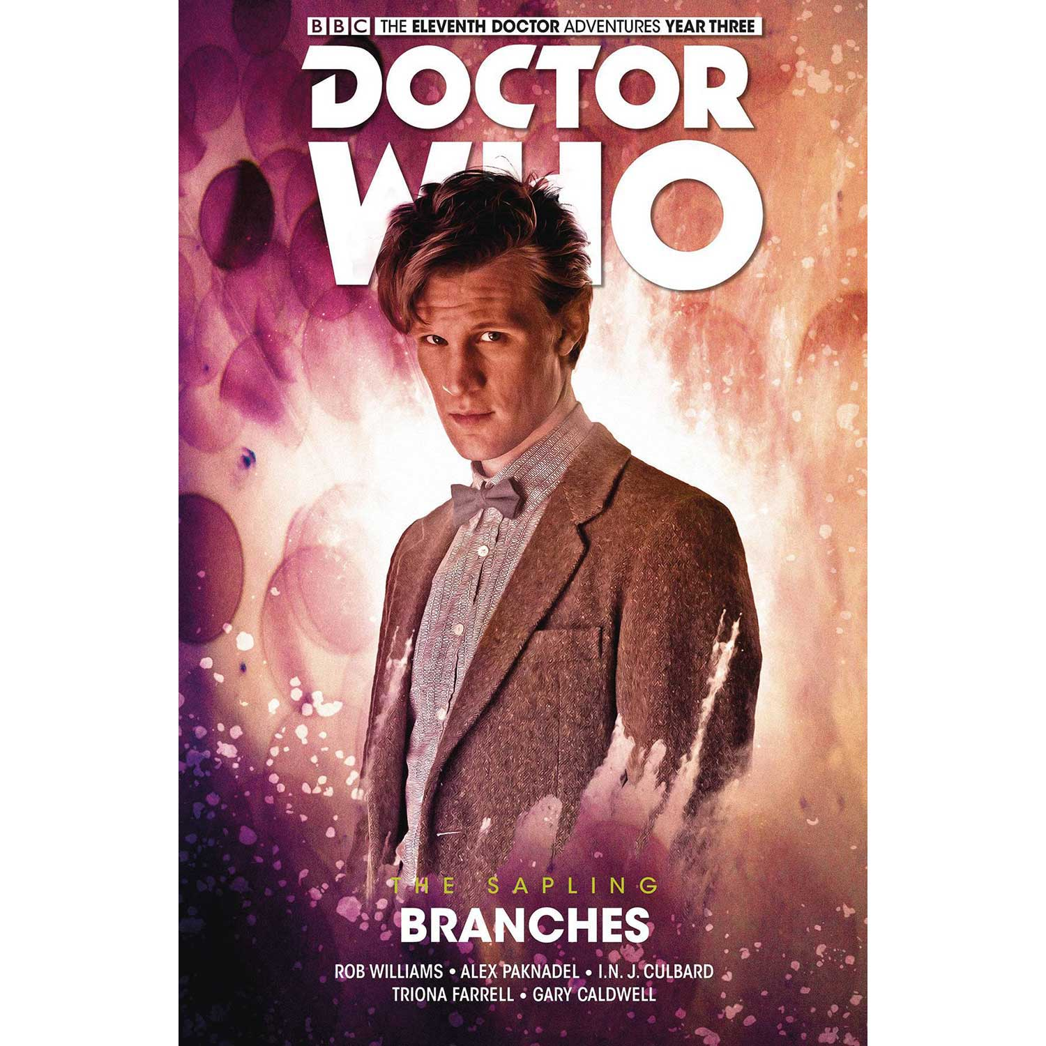Doctor Who 11Th Sapling Vol 3 Branches