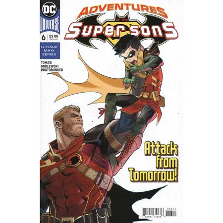Adventures Of The Super Sons #6