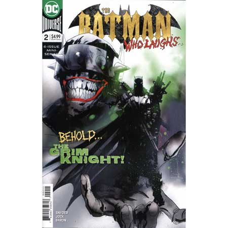 Batman Who Laughs #2