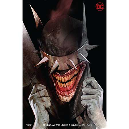Batman Who Laughs #2 Variant