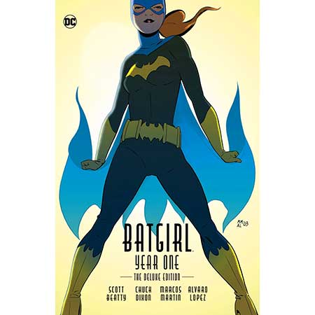 Batgirl Year One Deluxe Edition
