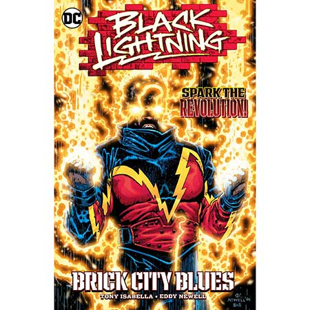 Black Lightning Brick City Blues