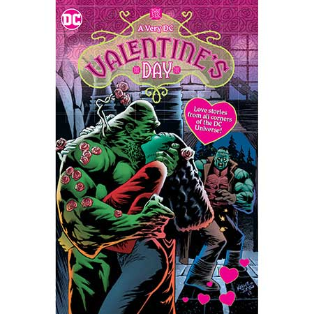 A Very DC Valentines Day