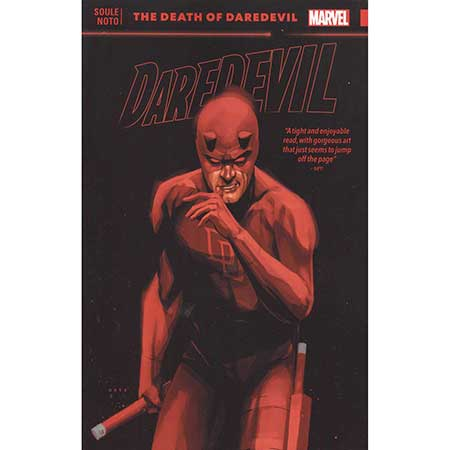 Daredevil Back In Black Vol 8 Death Of Daredevil