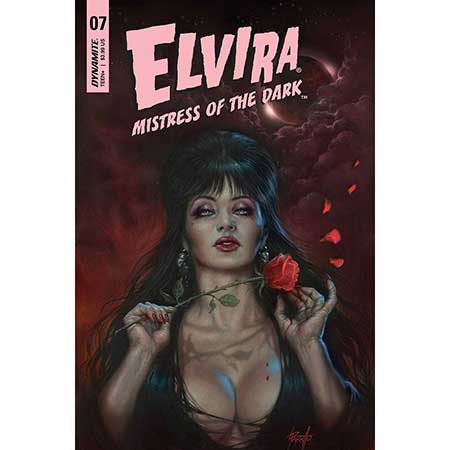 Elvira Mistress Of Dark #7