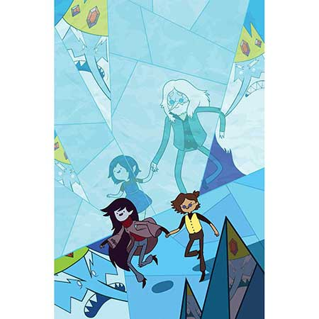 Adventure Time Marcy & Simon #1