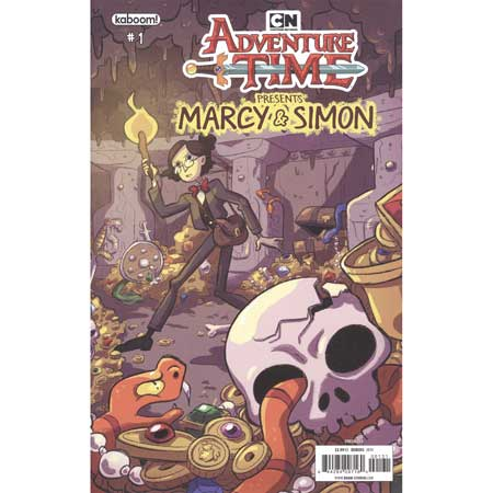 Adventure Time Marcy & Simon #1 Preorder Simon