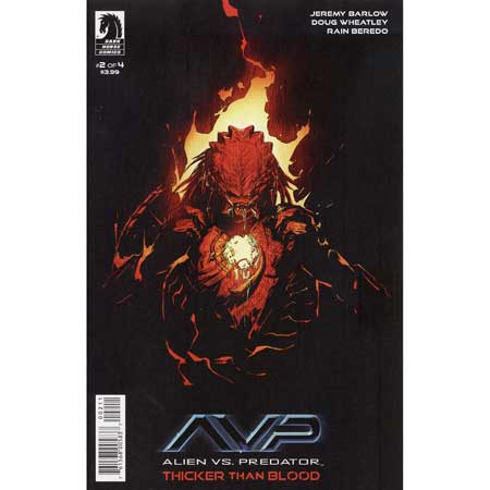 Aliens Vs Predator Thicker Than Blood #2