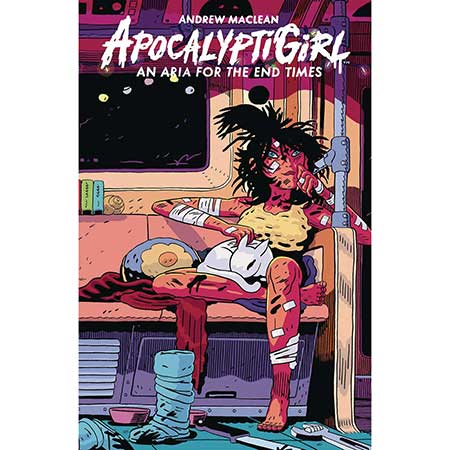 Apocalyptigirl An Aria For The End Times