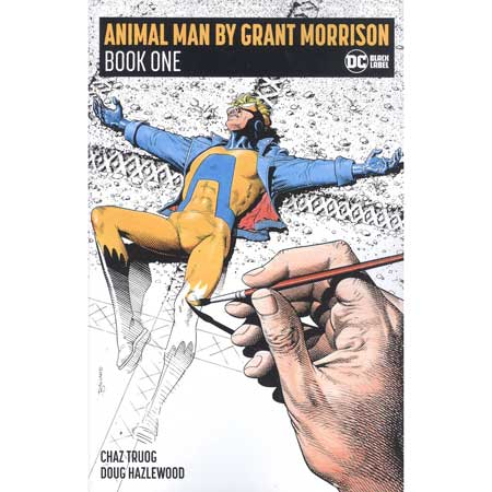 Animal Man By Grant Morrison Vol 1