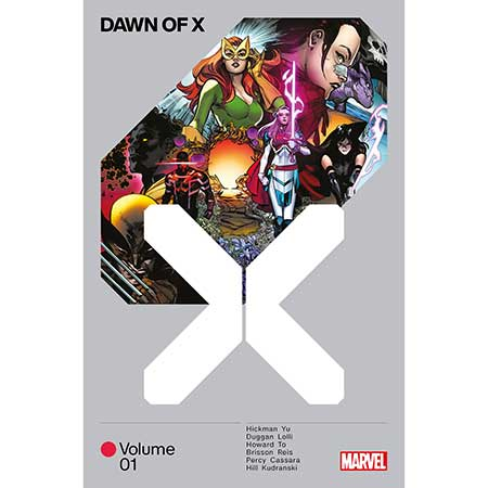 Dawn Of X Vol 1