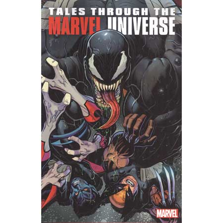 Tales Through Marvel Universe
