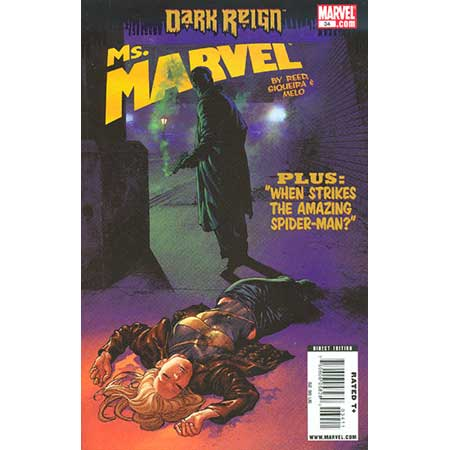 Ms. Marvel #34
