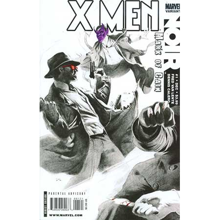 X-Men Noir Mark Of Cain #1