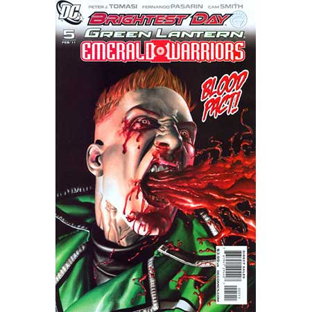 Green Lantern Emerald Warriors #5