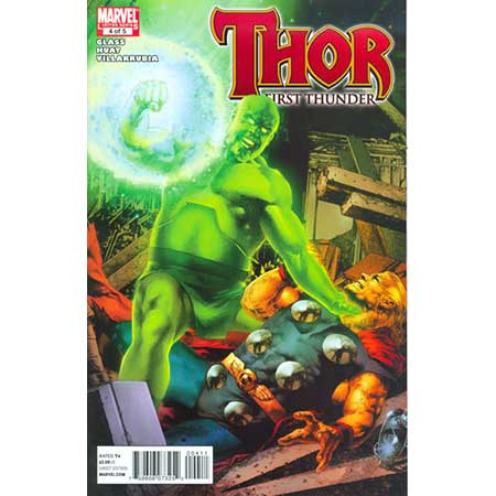 Thor First Thunder #4