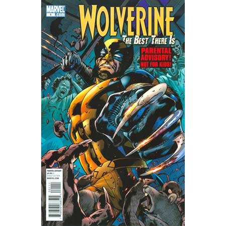 Wolverine Best There Is #1