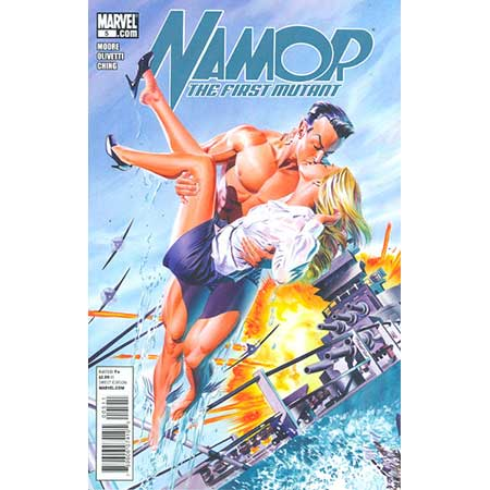 Namor First Mutant #5