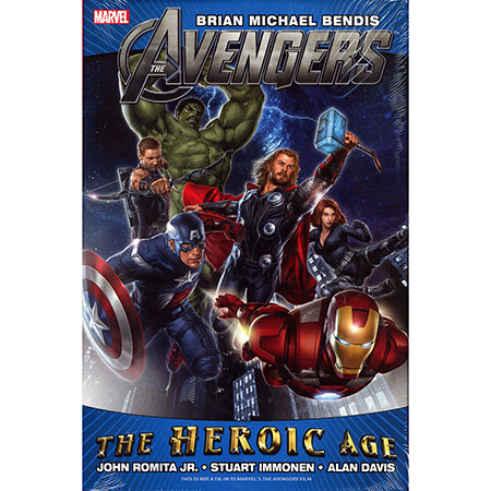 Avengers By Bendis Heroic Age Movie Cover