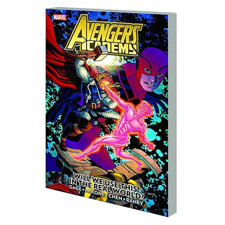 Avengers Academy Vol 2 Real World