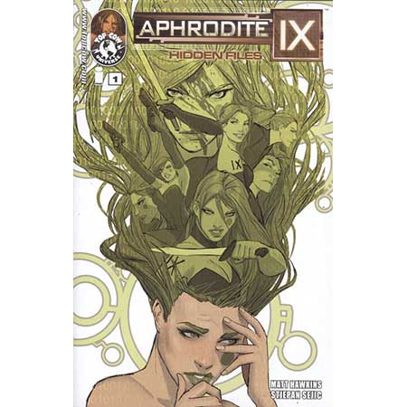 Aphrodite IX Hidden Files #1