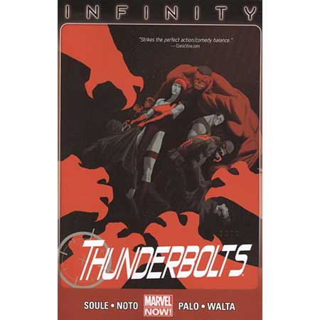 Thunderbolts Vol 3 Infinity