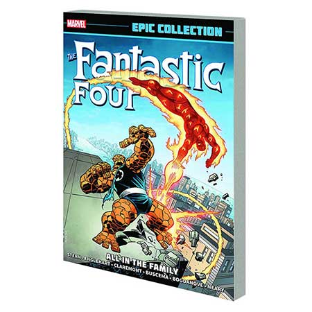 Fantastic Four Epic Collection All In Fa