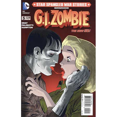 Star Spangled War Stories G.I. Zombie #5