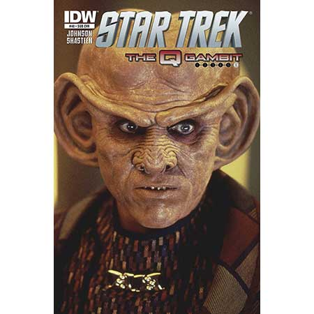 Star Trek #40 Subscription Variant