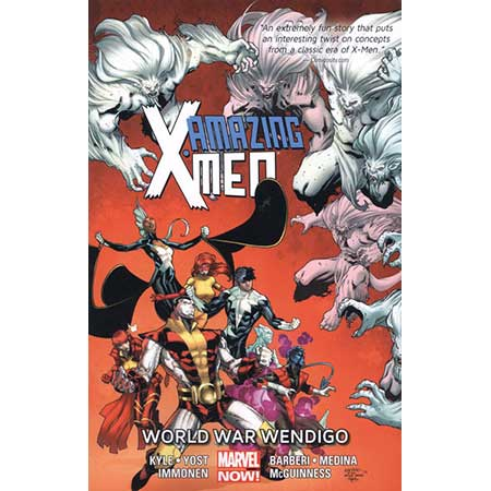 Amazing X-Men Vol 2 World War Wendigo