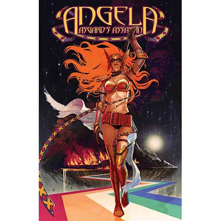 Angela By Hans Poster