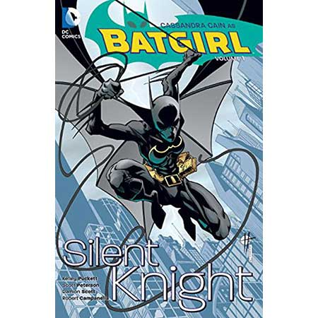 Batgirl Vol 1 Silent Knight